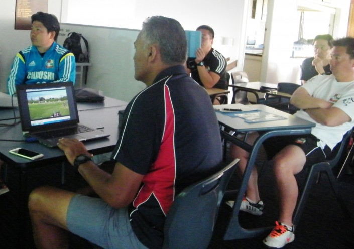 World Class Groups New Zealand Rugby Tours Partner School image Coaching Coaches