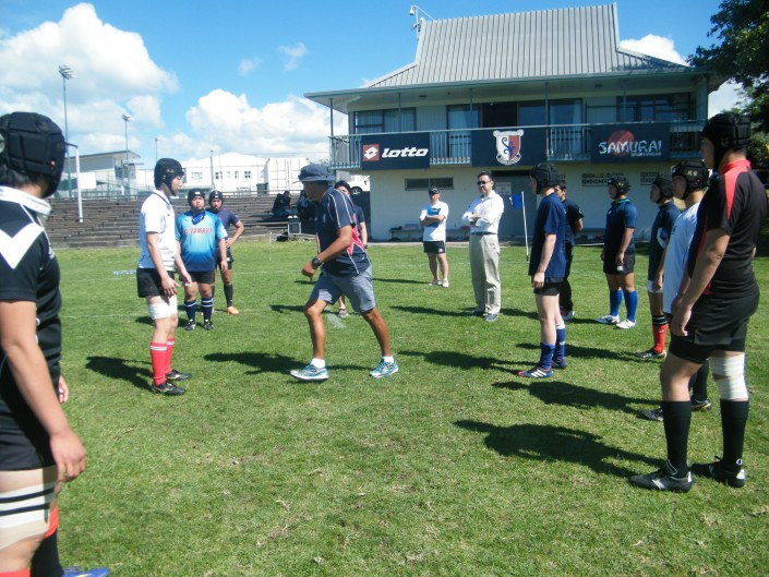 World Class Groups New Zealand Rugby Tours Partner School image 1