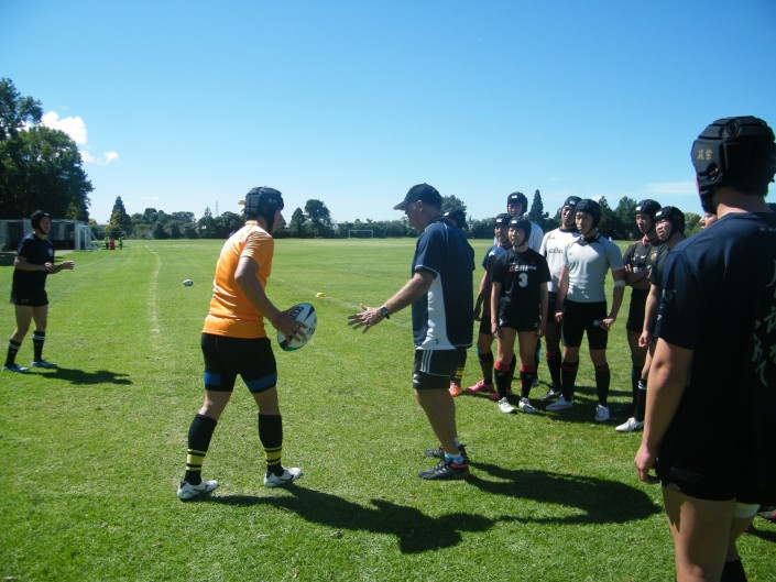 World Class Groups New Zealand Rugby Tours Partner School image 2