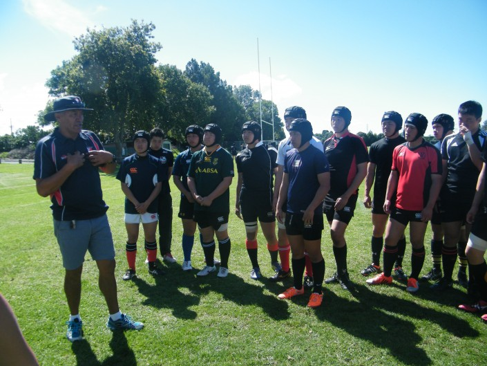 World Class Groups New Zealand Rugby Tours Partner School image 5