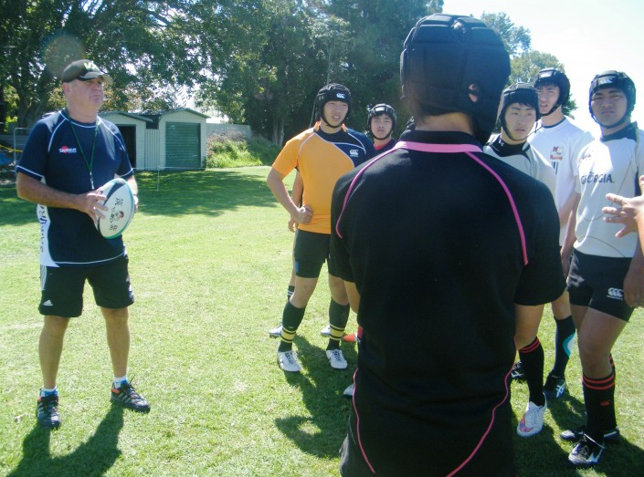 World Class Groups New Zealand Rugby Tours Partner School image 6